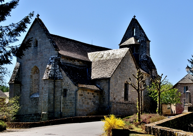 église Eyrein