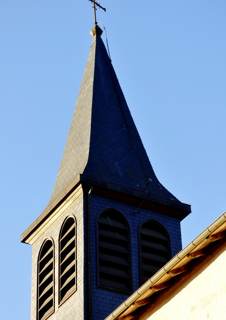 Église Saint-Laurent clocher