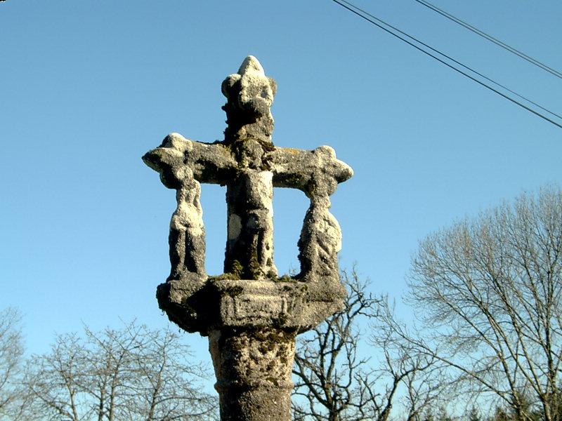 Les croix détail