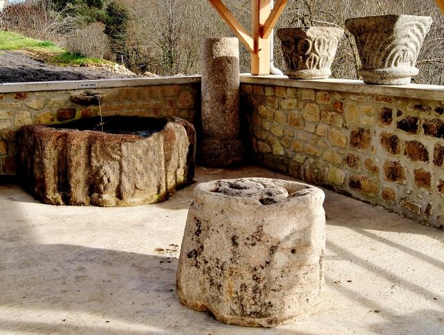 1 vestiges de Bar Corrèze