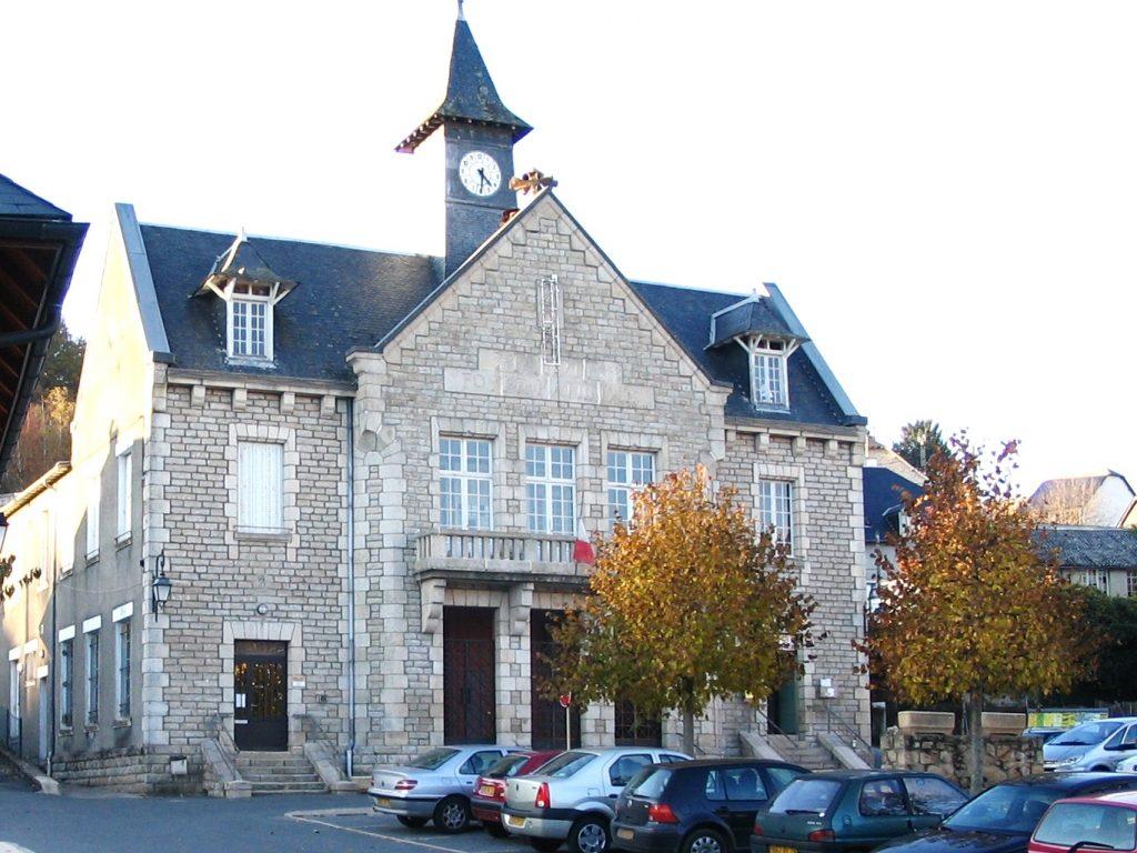 Commune de Corrèze mairie