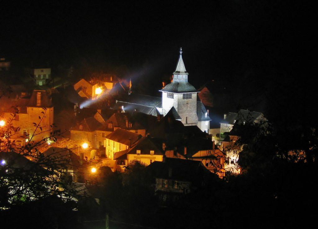 Corrèze de nuit