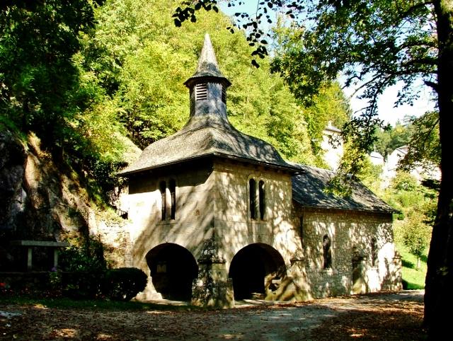 Chapelle Notre-Dame du Pont du Salut
