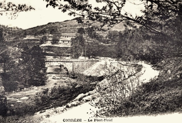 barrage et canal