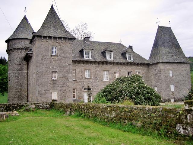 château village du Tourondel