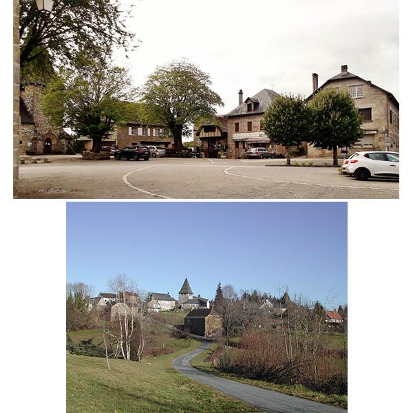 Saint-Augustin, place principale