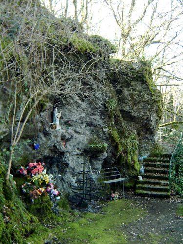 grotte Chapelle Notre-Dame de Chastres
