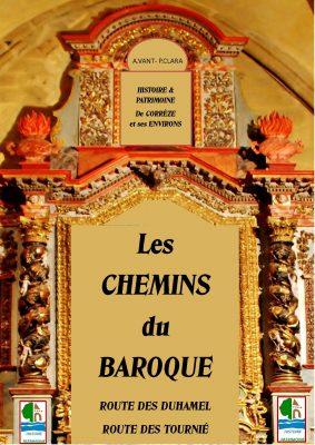 Livre Les Chemins du Baroque